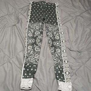 American Eagle Fleece Leggings